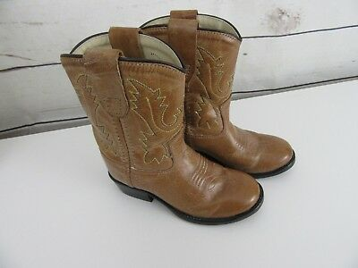 f27bd67f5c1 OLD WEST 3129 Toddler Leather Boots Size 6 - $4.30 | PicClick