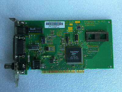 3COM ETHERLINK XL COMBO 10MB ETHERNET NIC (3C900-COMBO) DRIVERS FOR MAC DOWNLOAD