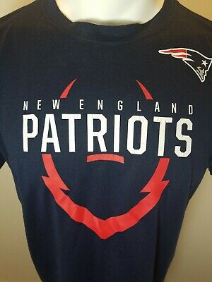 MEN S NIKE NEW England Patriots Just Do It Regular Fit T Shirt Size ... 03cb7530f
