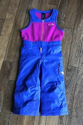 760630abb731 THE NORTH FACE Baby Girls Snow Suit Coveralls Size 3T -  39.99 ...