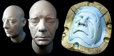 Lon Chaney Jr. Life Mask Lifecast Bust Larry Talbot The Wolf Man