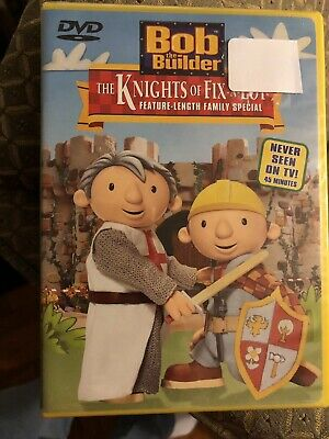 Bob the Builder DVD The Knights of Fix a Lot