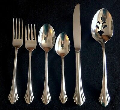 Distinction Deluxe Valerie stainless flatware Oneida HH  Your Choice