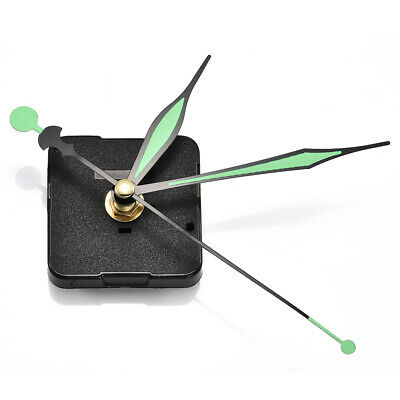 Silent Quartz Wall Clock Spindle Movement Mechanism Part Repair Tool Noctilucent