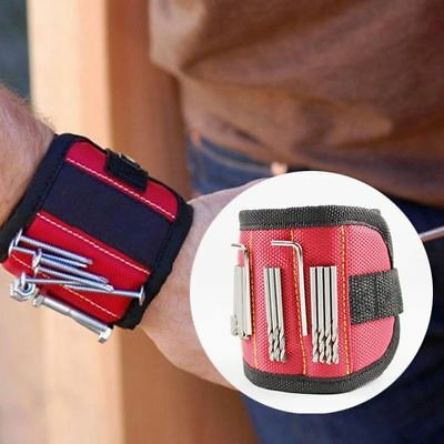 Magnetic Bracelet Strong Storage of Work Wrist Adsorption Tools Sport  Fashion