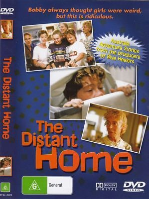 The Distant Home - a great Aussie movie (DVD) BRAND NEW/SEALED .. R ALL