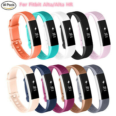For Fitbit Alta HR TPU Replacement Accessory Wristband Wrist Strap Watch Band