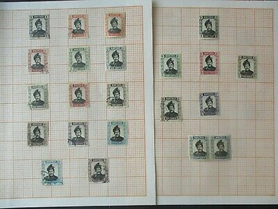 ESTATE: Brunei Collection on Pages - Must Have!! Great Value (P1171)