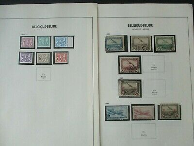 ESTATE: Belgium Collection on Pages - Must Have!! Great Value (P1192)