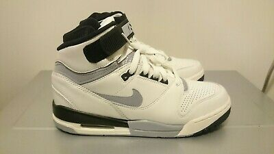 2944c3ae0ca NIKE AIR REVOLUTION Vintage QS  617855-100  NSW Basketball Sail Wolf ...