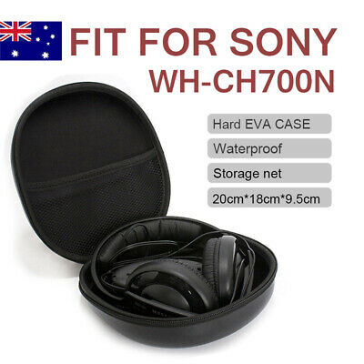 Portable Earphones Headphones Hard Case EVA Cover Bag Box For SONY WH-CH700N