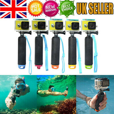 Floating Hand Grip Handle fits Gopro Hero 2 3+ 4 5 Camera Mount Accessory Float