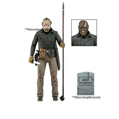 Freitag 13 Part 6 - Ultimate Jason Voorhees Action-Figur Neca