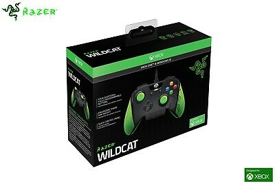 Razer Wildcat Jouer Controller w 4 Fully Programmable Buttons pour Xbox One WH