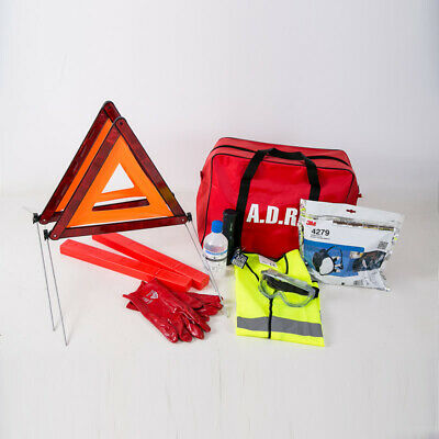 ADR Kit with Respirator for HGV & Van