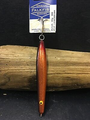 Falkfish Witch 20g Meerforelle Wobbler 386
