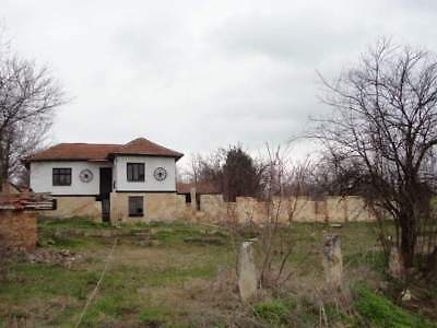 Large House and Garden in Bulgarian National Park. Huge Potential!