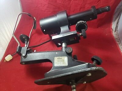 Reichert Keratometer 12515 working American optical chair tool