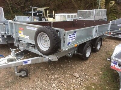 Ifor Williams Tt3621 Electric Tipper Brand New Ply Lined Including Vat