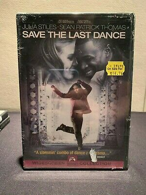 Save the Last Dance (DVD, 2001, Widescreen) - New