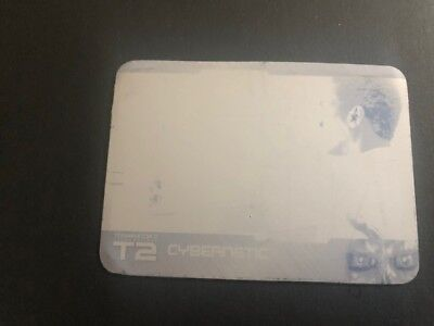 2017 Unstoppable Cards TERMINATOR 2:JUDGEMENT DAY Printing Plate card