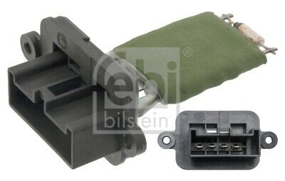 Heater / Blower Resistor 48299 Febi Regulator Rheostat 46721213 46722909 Quality
