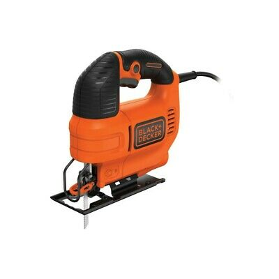 BLACK&DECKER KS701E-QS SEGHETTO ALTERNATIVO COMPATTO 520 W  VELOCITà REGOLABILE