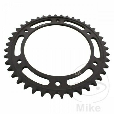 JT Rear Sprocket 42T 525P Steel Black BMW F 800 800 GS 2008