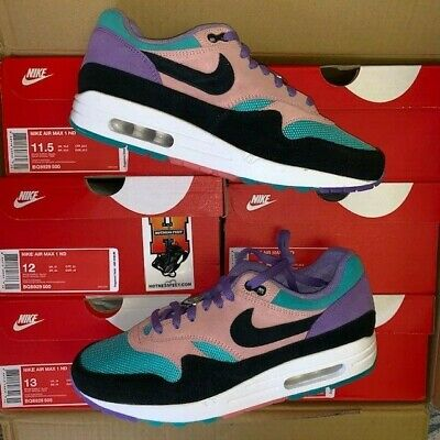 newest 2f3f4 b0d95 Nike Air Max 1 ND Have A Nike Day Purple Coral BQ8929-500 GS
