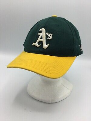 new styles 9d4b1 0070f MLB Locenses Oakland Athletics A s Baseball Cap Hat Embroidered Adjustable