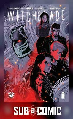WITCHBLADE #12 COVER A INGRANATA (IMAGE 2019 1st Print) COMIC