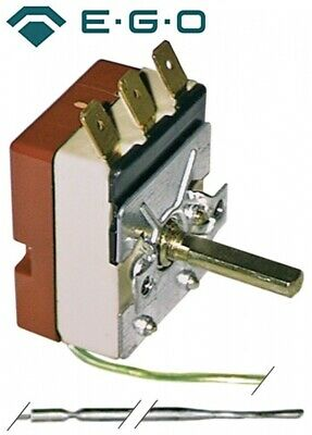 1-POLIG THERMOSTAT -T.MAX 300°C-ARBEITSBEREICH 50-300°C 16A