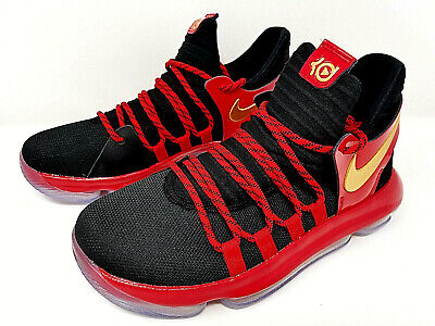 huge selection of 19d4d be13a  NEW  Nike Zoom KD X LE 10 (AJ7220-076) Red