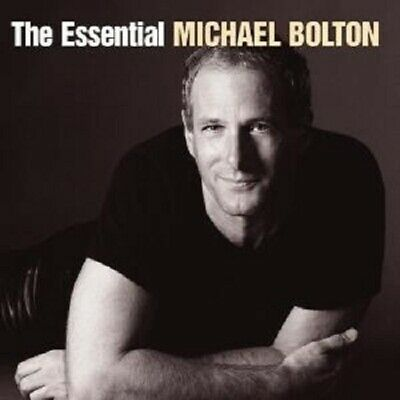 Michael Bolton 'The Essential (Best Of)' 2 Cd New!