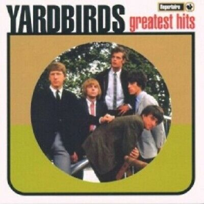 The Yardbirds - 25 Greatest Hits  Cd 25 Tracks Rock/Pop Best Of/Compilation New!