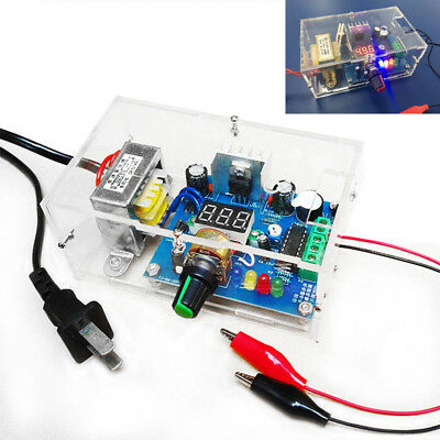 LM317 Adjustable DC Power Supply Moudle DIY Kit Electronic Production For Study