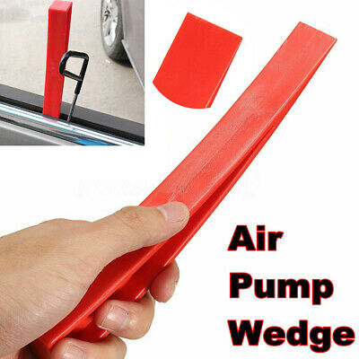 Car Air Pump Wedge Pad Entry Inflatable Shim Door Window Emergency Open Tools