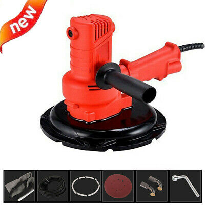 New 220V Portable Wall Grinding Machine Wall Sandpaper Machine Dry Wall Sander