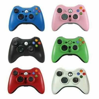 UK STOCK Brand New Xbox 360 Controller USB Wired Game Pad For Microsoft Xbox AB