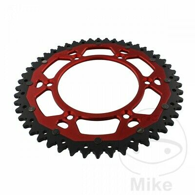 ZF Rear Sprocket 50T 520P ZFD-210-50-RED Dual Red Honda CRF 450 R 2003