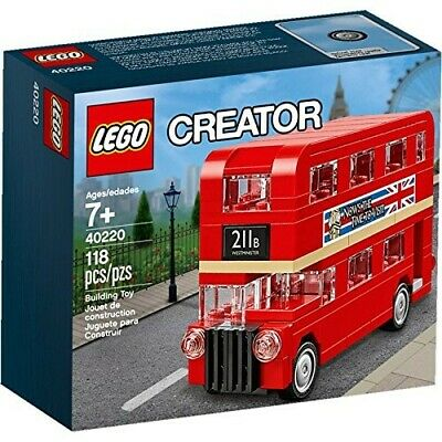 LEGO 40220 Limited Edition LONDON BUS Creator ***NEW, Factory-sealed, box***