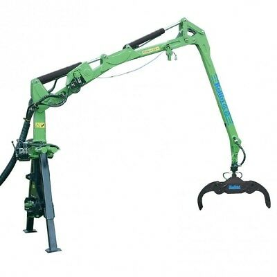 Grapple loader with 35m winch, 3-point linkage. £5,390.00 Plus VAT