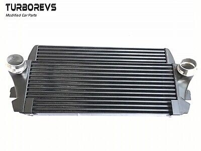 New Large Turbo Front Mount Intercooler Core Kit Upgrade For Bmw F02 F10 F11 F06