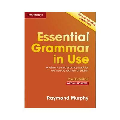 Essential Grammar in Use by Raymond Murphy (author)