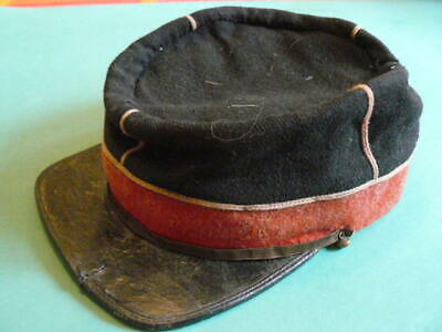 Kepi De Sous Officier De La Garde Nationale Guerre De 1870