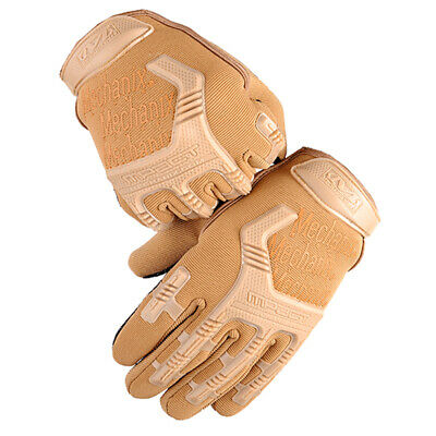 Army Combat Tactical Men Full Finger Anti-slip Military SWAT Soldier Gloves GIL