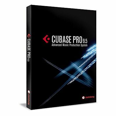 Steinberg Cubase Pro 9.5 Boxed - Education Edition