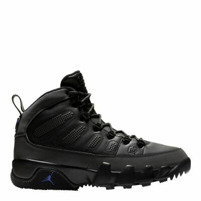 154e178cc861 AIR JORDAN RETRO 9 Boot Black Concord NRG AR4491-001 MINT IN BOX 8 ...