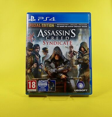Assassin's Creed : Syndicate - Special Edition - PlayStation 4 PS4 Spiel deutsch