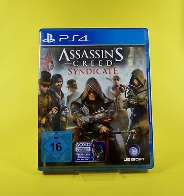 Assassin's Creed : Syndicate - PlayStation 4 - PS4 Spiel - USK Version Assassins